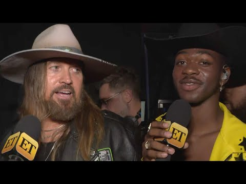 Lil Nas X And Billy Ray Cyrus Talk Performing 'Old Town Road' At BET Awards 2019 (Exclusive)