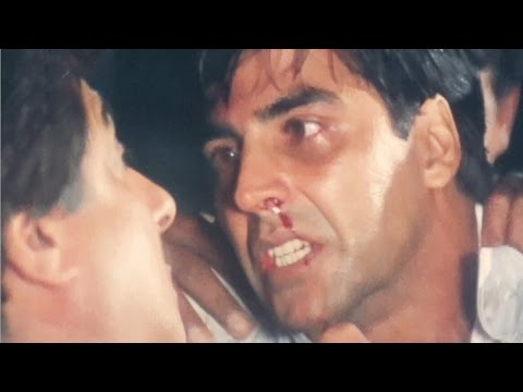 Akshay Kumar, Raj Babbar, Police Force - Action Scene 9/10