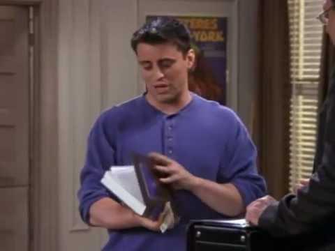 Funniest Friends Storylines - Joey's Encyclopedia