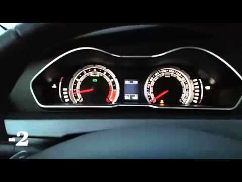 MG6 2015 New Face 0-100km/h Time