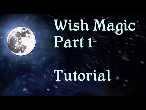 Wish Magic Level 1  Tutorial  Erotic HFO Classroom Dragon Girl MagicThemed Fantasy