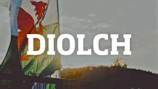 DIOLCH! WALES V REP OF IRELAND