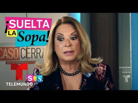 ¡La Dra Polo estrena nueva temporada de Caso Cerrado! | Suelta La Sopa | Entretenimiento