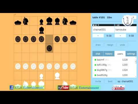 Cambodian Thai Chess : CS-001 Chess Strategy for playing