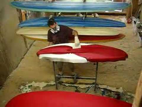 COS Surfboards
