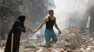 أخبار عربية - الأمم المتحدة توجه نداء عاجل لإيقاف القصف والسماح بعبور المساعدات إنسانية