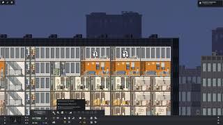 Pierwsi mieszkańcy - Project Highrise #2