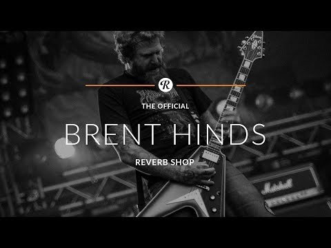 Headbangers Blog (58529) - Brent of Mastodon to Sell Personal Gear