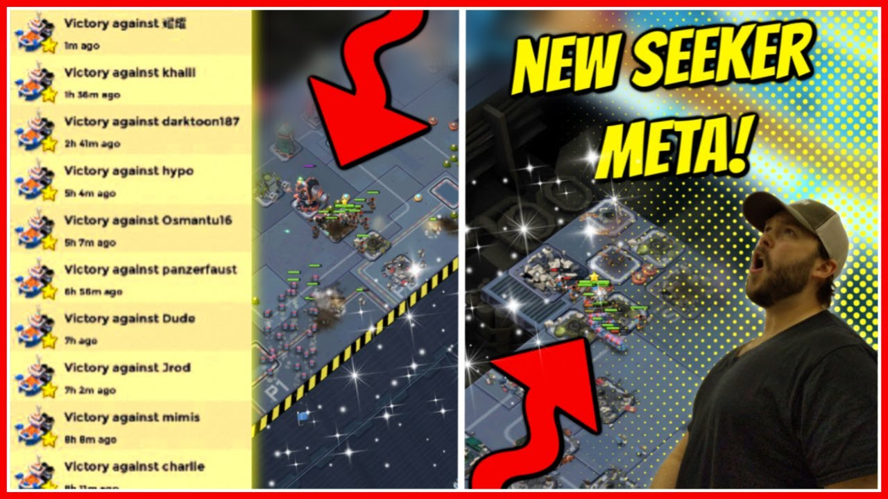 NEW SEEKER META HAS TAKEN OVER! Season 12 // Boom Beach Warships