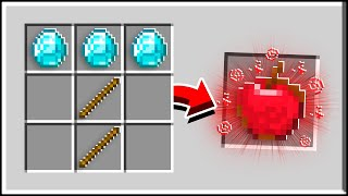 MINECRAFT BUT CRAFTING DOESN'T MAKE SENSE...