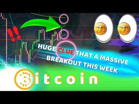 HOURS AWAY!! BITCOIN WILL BREAKOUT BUT THIS HAS TO HAPPEN FIRST – INSANE BTC PRICE CLUES