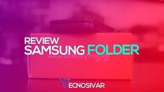 Te presentamos el review del Samsung Galaxy Folder en español para ...