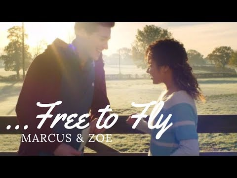 Marcus + Zoe │ ...Free To Fly │