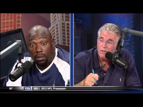 Warren Sapp interview with Mike Francesa Part 2 of 3