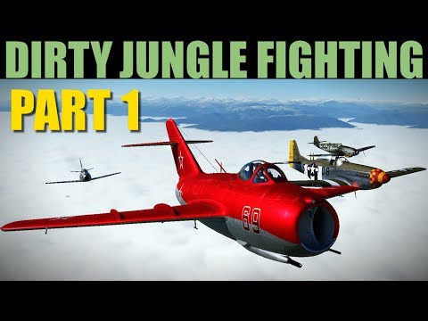 DCS 2.5   Mission To Seek & Destroy Dug In Jungle Targets   PART 1 of 2