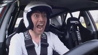 Alex James Lap | Behind the Scenes | Top Gear