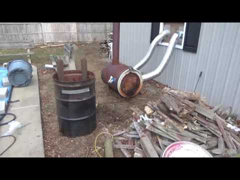 barrel stove part 3