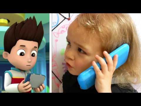 Щенячий патруль 2016 новые серии. Развивающее видео для детей. МУЛЬТСЮРПРИЗ