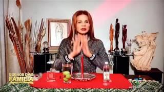 Mhonividente en Buenos dias Familia 6/6/2017 Ritual para mejorar los negocios y trabajo