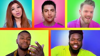 [OFFICIAL VIDEO] Break My Heart - Pentatonix