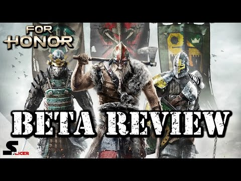 Closed Beta Review - For Honor