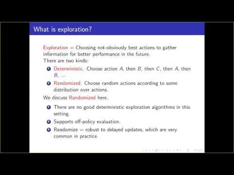 cb exploration
