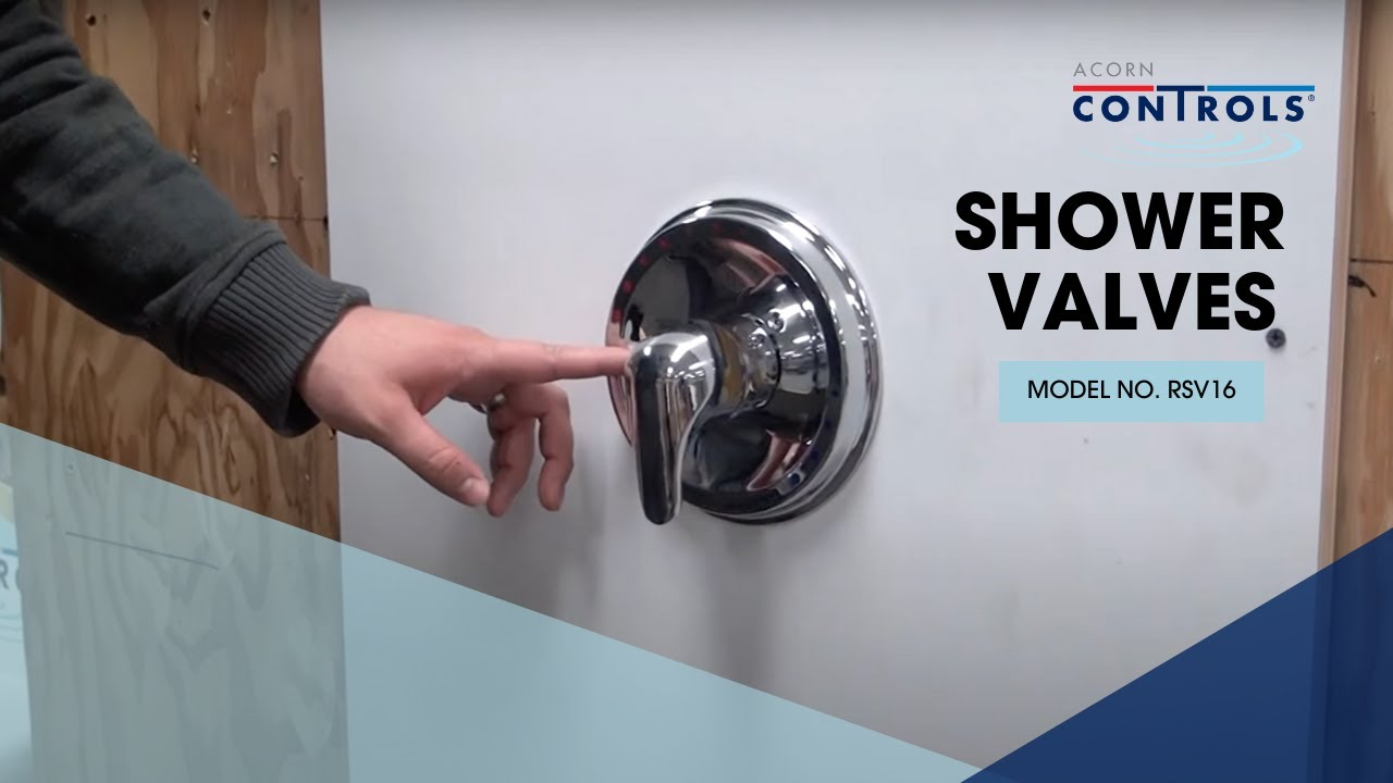 How to Install an Acorn Controls RSV16 - YouTube