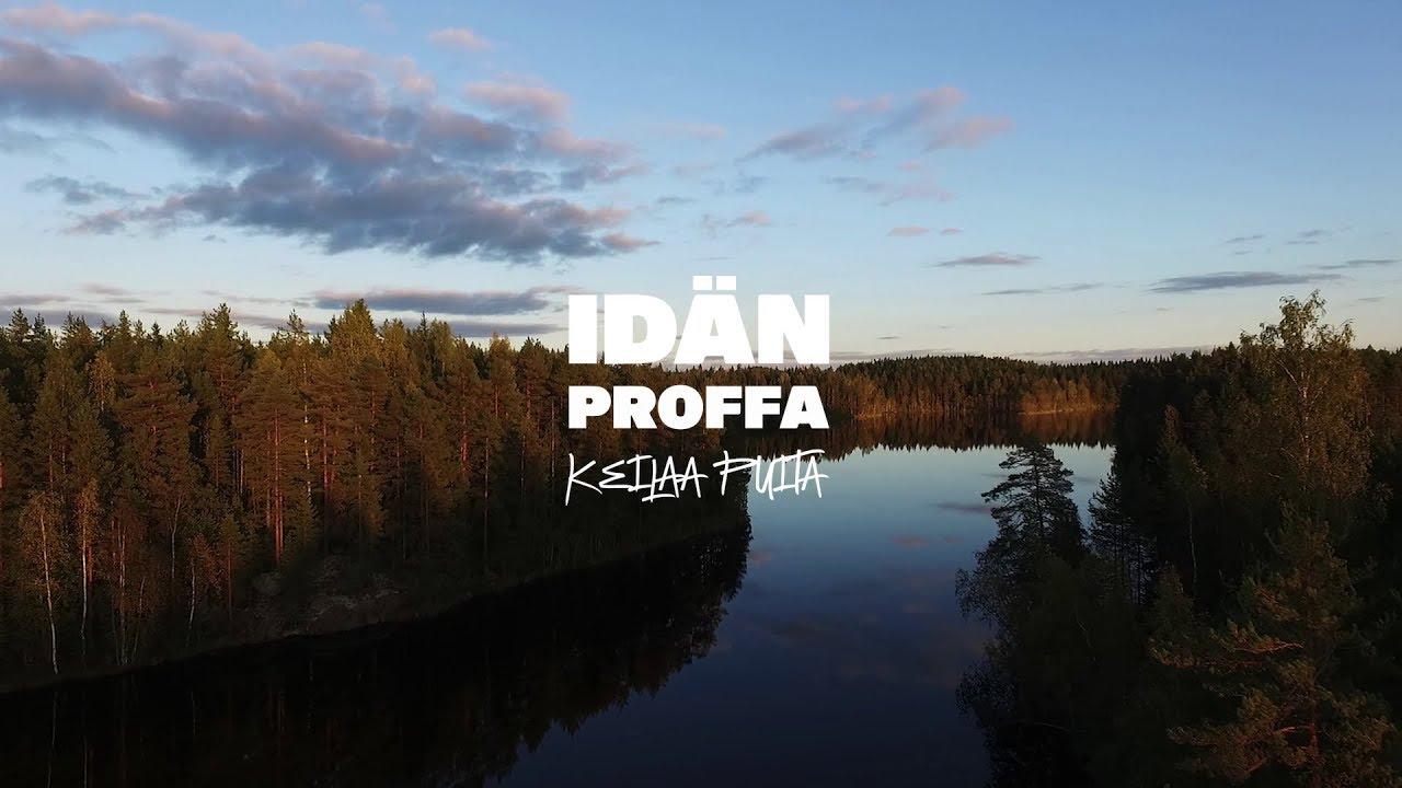 Idän Proffa - Keilaa puita feat. Linda Ilves (virallinen musiikkivideo)