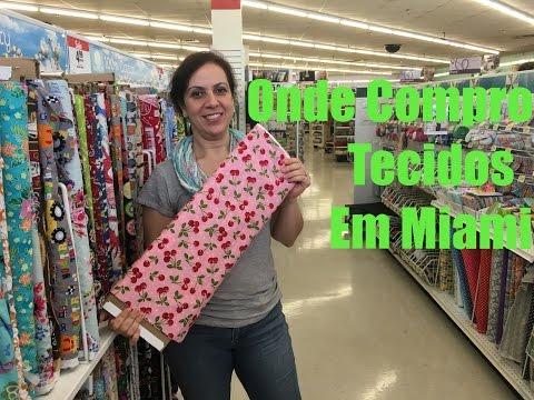 Onde Compro Tecidos Em Miami -JO ANN FABRICS PARTE 1 - JO ANN FABRICS PART 1 - E19 (ENG/Español SUB)