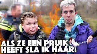 IK PAK DIE CHICKIE VAN ...... ? 😏😳 | #SCHOOLTOUR 17
