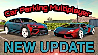 Download New Update on Car Parking Multiplayer