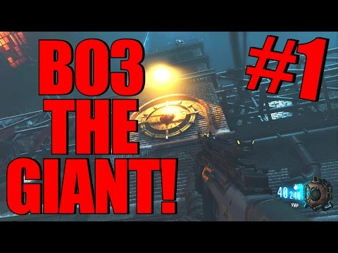 "Black Ops 3 ""The Giant"" Gameplay! - Part 1 - Welcome Back to Der Riese! (BO3 Zombies Gameplay)"