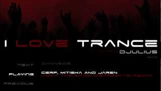 DJulius - I Love Trance music mix