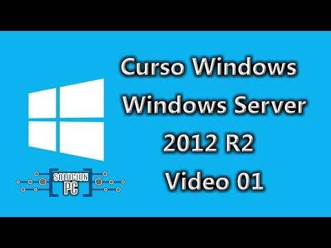 Instalacion windows Server 2012 r2