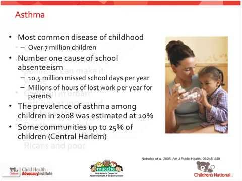 Presentation: Protecting Our Children from Home Health Hazards