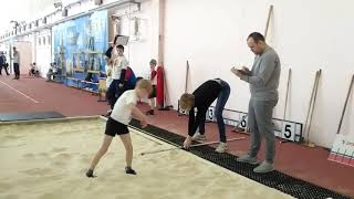 Легкая атлетика. 2 классы. Прыжки в длину