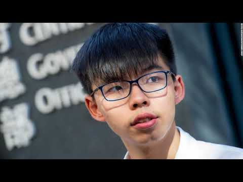 Joshua Wong And Two Other Umbrella Movement Leaders Jailed By Hong Kong Court