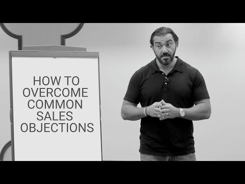 How to Overcome Common Sales Objections