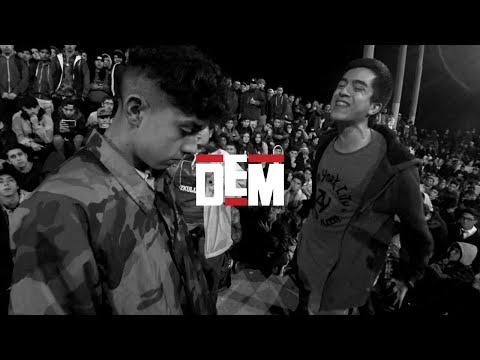 METALINGÜISTICA vs. REYEH: Octavos - DEM en Concepción 2019