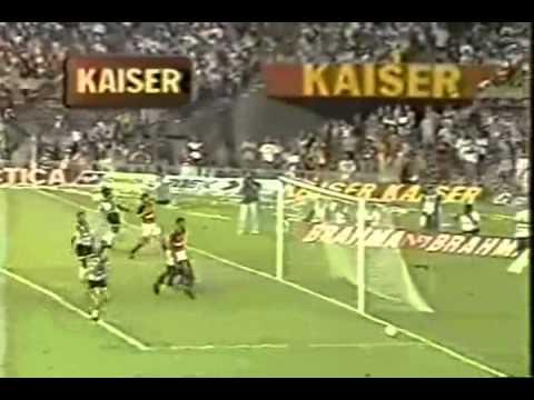 Flamengo 3-0 Botafogo(Campeonato Brasileiro 1992)-2 Tempo da Final Jogo de Ida