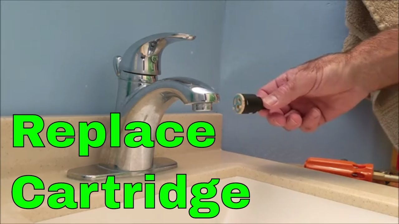 replace cartridge on a single handle price pfister bathroom faucet free replacement