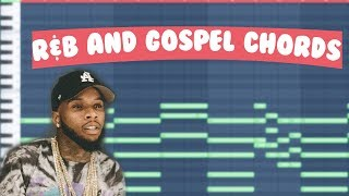 90's R&b and Gospel Chord Secrets