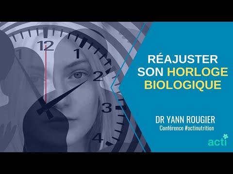 🌿 Rythmes biologiques et horloge interne - Dr Yann Rougier #19