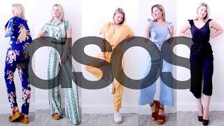 $1200 Cheap vs Expensive ASOS JUMPSUITS TRY-ON | Milabu