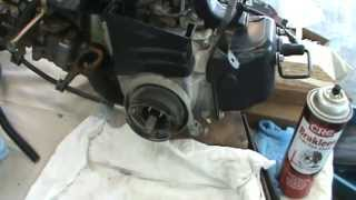 HOW TO= Clean ANY Motorcycle BRAKE PAD.