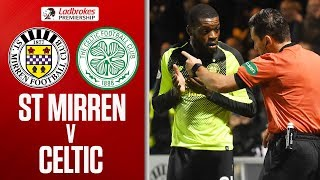 St Mirren 0-0 Celtic | Ntcham Sees Red in Stalemate! | Ladbrokes Premiership