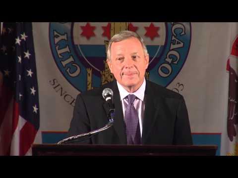 Hon. Richard Durbin, United States Senator, State of Illinois