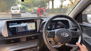 Test Driving New Hyundai i20 2020-1.2 Petrol MT|Real Life Drive Review|Test Drive i20 2020
