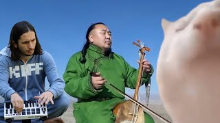 Batzorig Vaanchig / Mongolian Throat Singer - In Praise of Genghis Khan (The Kiffness Remix)