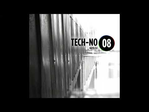 Kaya DJ - TECH-NO #08 - Live At Social Room HK (19-07-2019)